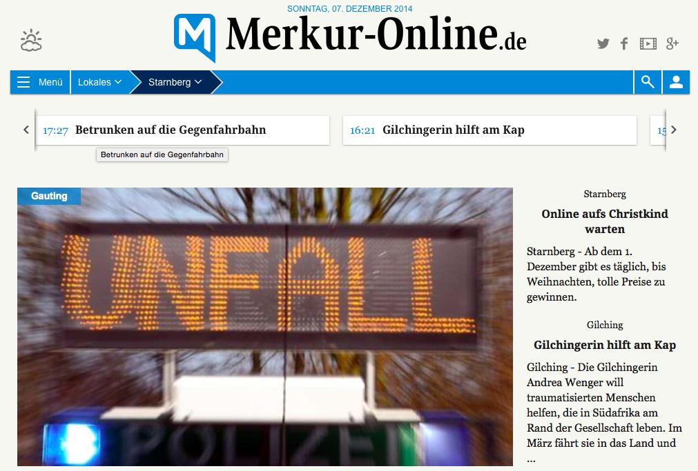 merkur online starnberg